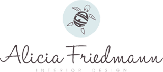 Alicia Friedmann Interior Design Logo